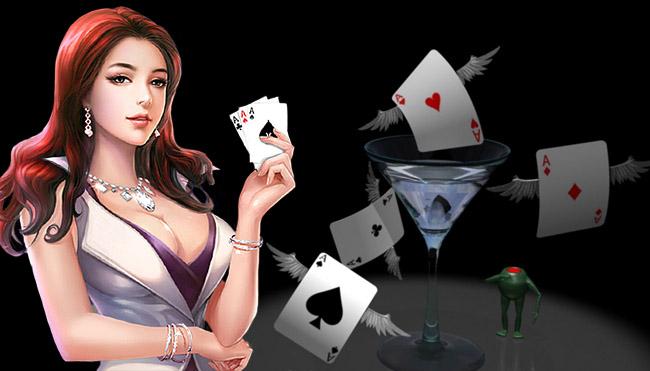 Online Poker Game Financial Transactions